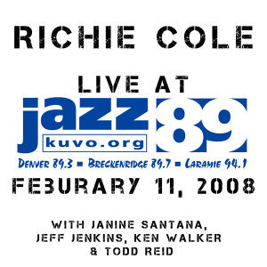 Live at KUVO 2/11/08