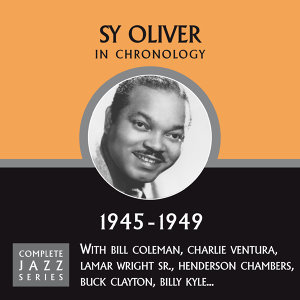 Complete Jazz Series 1945 - 1949