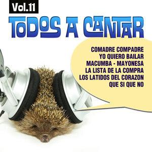 Todos A Cantar Vol.11