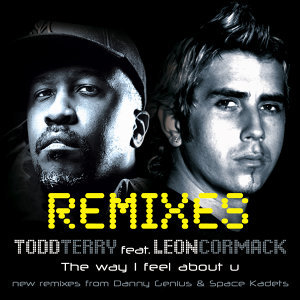 The Way I Feel About U-REMIXES