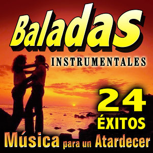 Ballads Instrumental 24 Hits of Love Romantic Music