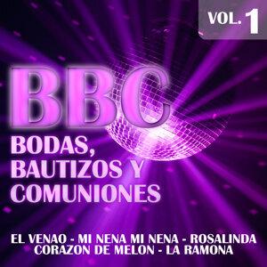 BBC (Bodas,Bautizos y Comuniones)  Vol.1