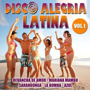 Disco Alegria Latina  Vol. 1