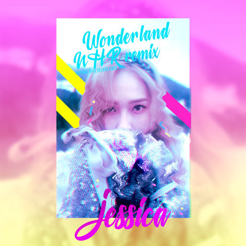 Wonderland NHR Remix EP (Korea Version)