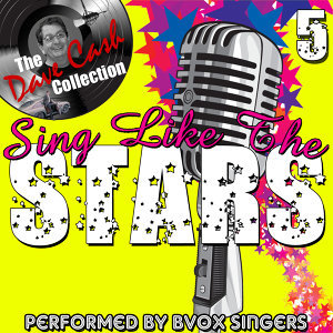Sing Like The Stars 5 - [The Dave Cash Collection]