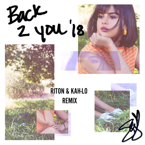 Back To You - Riton & Kah-Lo Remix