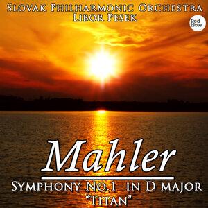 """Mahler: Symphony No.1 in D major """"Titan"""""""