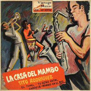 """Vintage Puerto Rico Nº4 - EPs Collectors """"La Casa Del Mambo"""""""