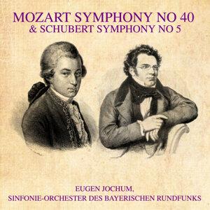 Mozart: Symphony No 40 / Schubert: Symphony No 5
