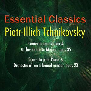 Essential Classics Piotr-Illich Tchaikovsky Vol. 1
