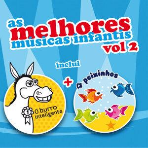 As Melhores Músicas Infantis Vol. 2