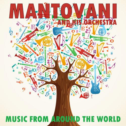 mantovani his orchestra music from around the world アルバム kkbox