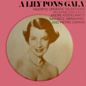 A Lily Pons Gala