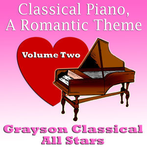 Classical Piano, A Romantic Theme Volume Two