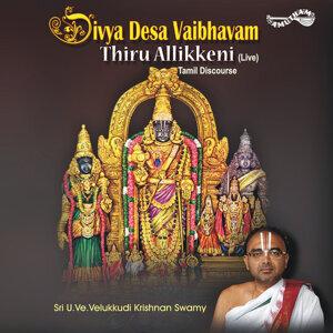 Divya Desa Vaibhavam-Thiruallikkeni