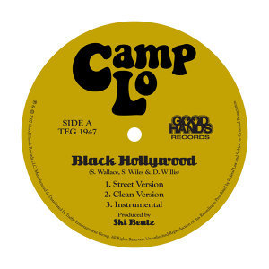 "Black Hollywood (12"" Single)"