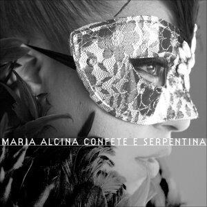 Maria Alcina, confete e serpentina