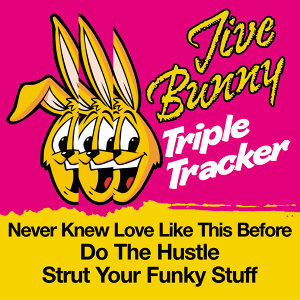 Jive Bunny Triple Tracker: Never Knew Love Like This Before / Do The Hustle / Strut Your Funky Stuff