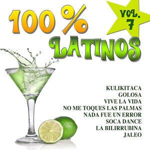 100% Latinos Vol.7
