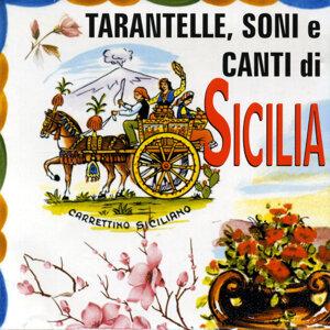 Tarantelle, soni e canti di Sicilia