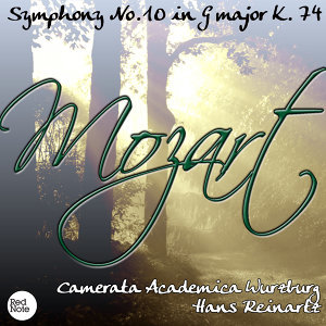 Mozart: Symphony No.10 in G major K. 74