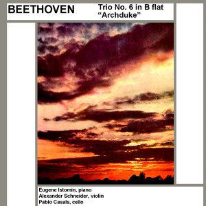 Beethoven Trio No. 6