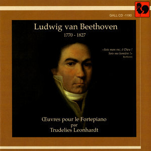 Ludwig van Beethoven: Œuvres pour le fortepiano
