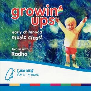 Growin' Ups - Early Childhood Music Class