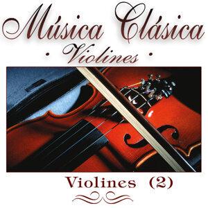 """Musica Clasica - Violines """"Violines"""" Vol.2"""