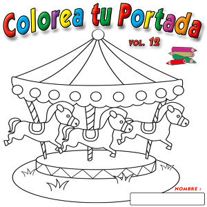 Colorea Tu Portada   Vol.12