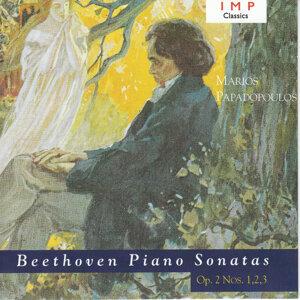 Beethoven: Piano Sonatas Nos 1, 2 & 3