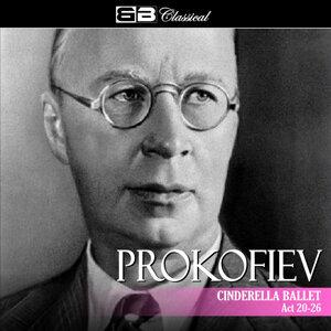 Prokofiev Cinderella Ballet Act II 20-26