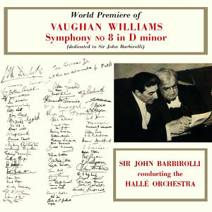 Vaughan Williams Symphony No 8