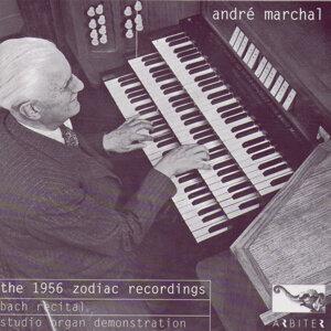 The 1956 Zodiac Recordings, Bach Recital