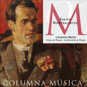 Xavier Montsalvatge: Complete Works Violin & Piano - Violoncello & Piano