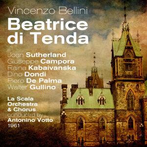 Vincenzo Bellini: Beatrice di Tenda (1961), Volume 1