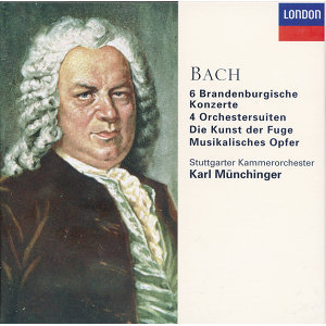 Bach, J.S.: Orchestral Works - 5 CDs