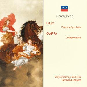 Lully: Pièces de Symphonie; Campra: L'Europe Galante