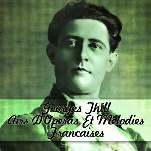 Airs D'Operas Et Melodies Francaises