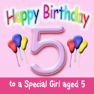 Happy Birthday 5 TODAY! Dance Mix (Girl)