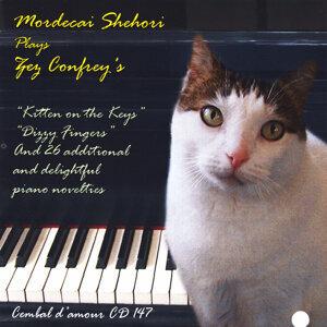 Mordecai Shehori Plays Zez Confrey