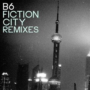 Fiction City Remixes - EP