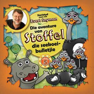 Die avonture van Stoffel die seekoeibulletjie - volume 5