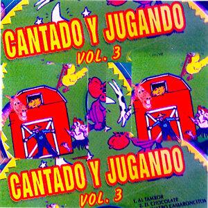 Cantado y Jugando, Vol. 3