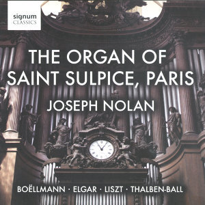 The Organ of Saint Sulpice, Paris