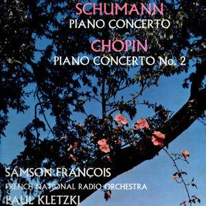 Schumann's Piano Concerto & Chopin's Piano Concerto No. 2