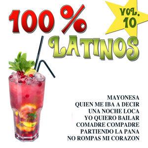 100% Latinos Vol.10