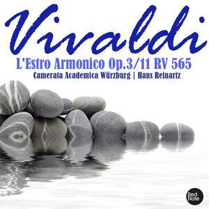 Vivaldi: L'Estro Armonico Op.3/11 RV 565