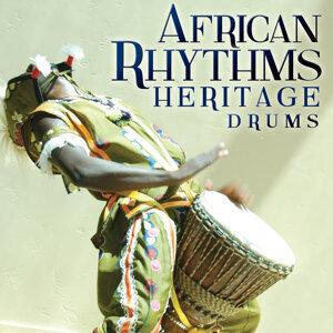 Heritage Drums. African Rhythms