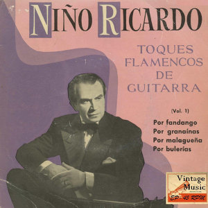 Vintage Flamenco Guitarra Nº1 - EPs Collectors